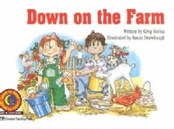 Down on the Farm: Emergent Reader Books (Paperback)