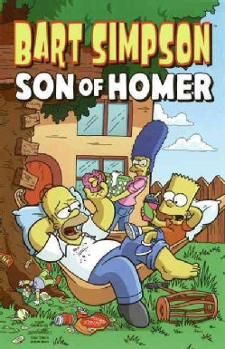 Bart Simpson: Son of Homer (Paperback)