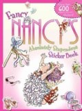 Fancy Nancy's Absolutely Stupendous Sticker Book (Paperback)