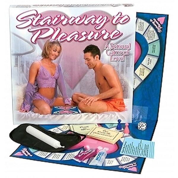'Stairway to Pleasure' Board Game
