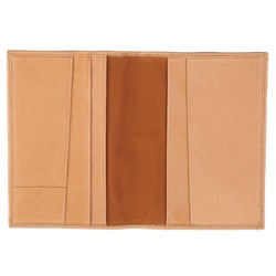 Boston Traveler Genuine Leather Passport Cover