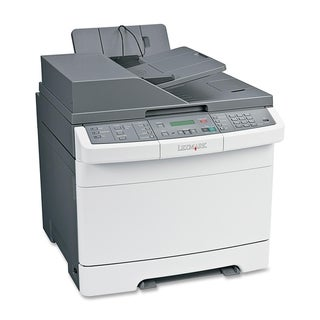 Lexmark X544DN Laser Multifunction Printer - Color - Plain Paper Prin