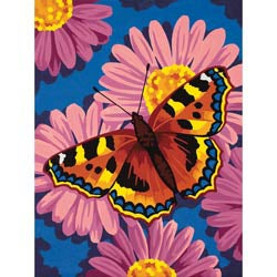 Butterfly Blossom 9x12 Paint by Number Kit