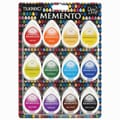 Memento Dew Drop Dye Ink Pad (Pack of 12)
