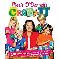 Simon & Schuster Books 'Crafty U' Craft Book
