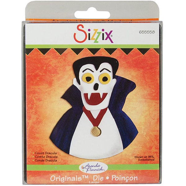 Sizzix Originals Large Count Dracula Die