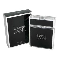 Calvin Klein Man 1.7-ounce Eau de Toilette Spray for Men
