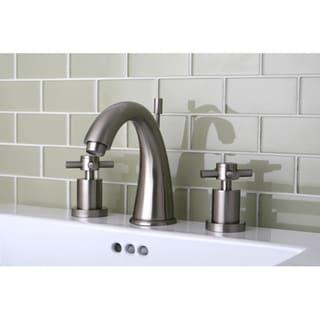 Concord Widespread Satin Nickel Bathroom Faucet