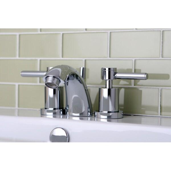 Concord Mini-widespread Chrome Bathroom Faucet