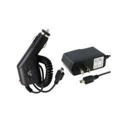 Car and Travel Charger for Blackberry/ HTC/ Motorola