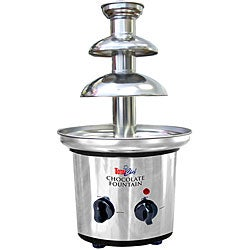 Koolatron Stainless Steel Chocolate Fountain
