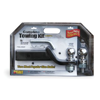 Buffalo Complete Towing Kit