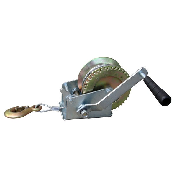 Buffalo Tools 1000-pound Hand Winch