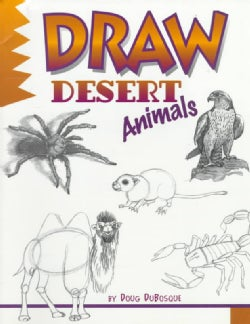 Draw Desert Animals (Paperback)