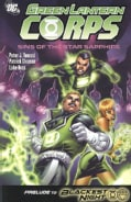 Green Lantern Corps: Sins of the Star Sapphire (Paperback)