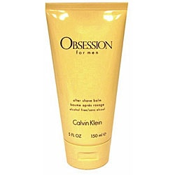 Obsession Men by Calvin Klein 5.0-ounce After Shave Balm