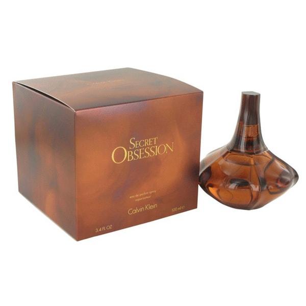 Secret Obsession by Calvin Klein 3.4-ounce Eau de Parfum Spray