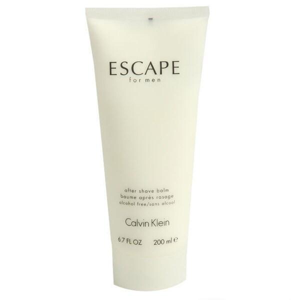 Calvin Klein 'Escape' Men's 6.7-ounce Aftershave Balm