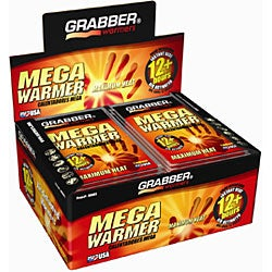 Grabber 12+ Hours Maximum Heat Mega Warmers (Pack of 30)