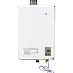 Eccotemp 6.3 GPM Natural Gas Indoor Tankless Water Heater