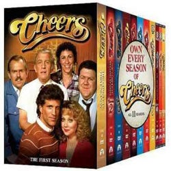 Cheers: Complete Eleven Season Pack (DVD)