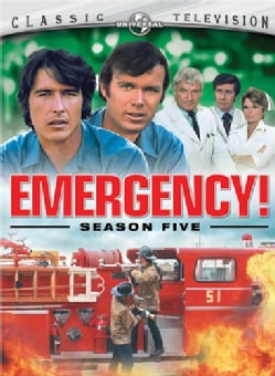 Emergency! Season Five (DVD)
