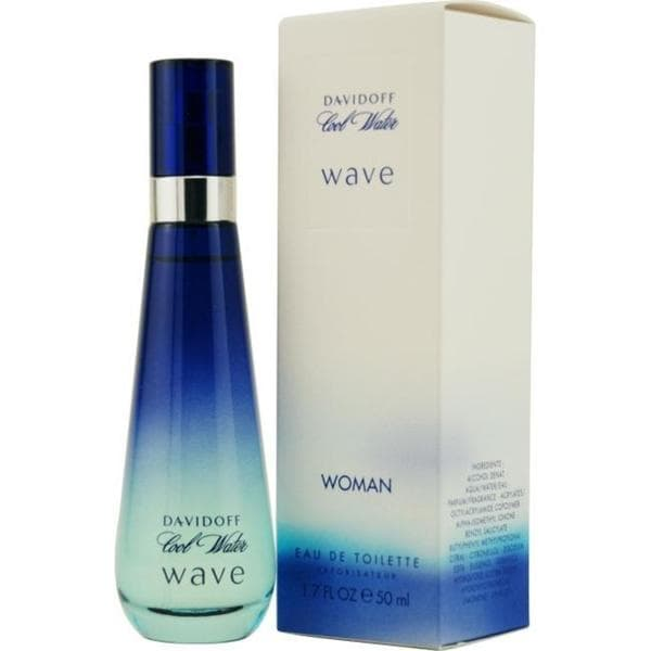 Davidoff Cool Water Wave Women's Watermelon/Mango 1.7-ounce Eau de Toilette Spray