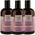Aromaland Lavender 12-ounce Shower Gels (Pack of 3)