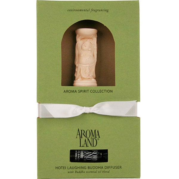 Aromaland Buddha Ceramic Aromatherapy Diffuser