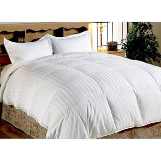 Hotel Grand Oversized 500 Thread Count Medium Warmth Siberian White Down Comforter