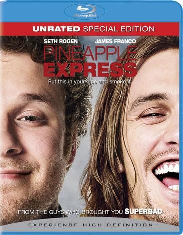 Pineapple Express (Blu-ray Disc)