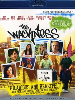The Wackness (Blu-ray Disc)