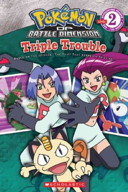Triple Trouble: Level 2 (Paperback)