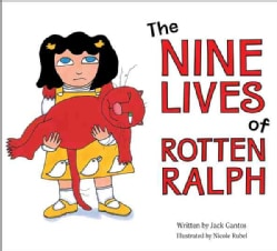 The Nine Lives of Rotten Ralph (Hardcover)