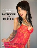 The New American Pin-up: Tattooed & Pierced (Paperback)