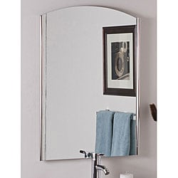 Frameless Vista Wall Mirror