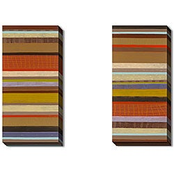 Gallery Direct Benjamin Arnot 'String Theory' Gallery Wrapped Art Set