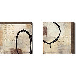Gallery Direct Sean Jacobs 'Third Dimension' 2-piece Art Set