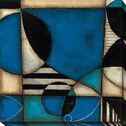 Gallery Direct DeRosier 'Cordial I' Giclee Canvas Art