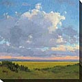 Sean Jacobs 'Afternoon Sky I' Giclee Canvas Art