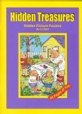 Hidden Treasures: A Book of Hidden Picture Puzzles (Paperback)