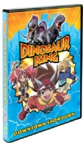 Dinosaur King: Downtown Showdown (DVD)