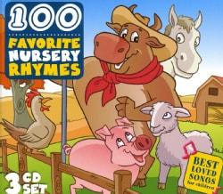 Various - 100 Favorite Nursery Rhymes