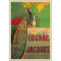 Camille Bouchet 'Cognac Jacquet' Canvas Art