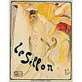 Fernand Toussaint 'Le Sillon' Framed Art Print