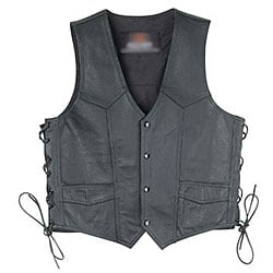 Mossi Men's Lace-up Vest