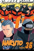 Naruto 36: Cell Number Ten (Paperback)
