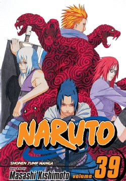 Naruto 39: On the Move (Paperback)