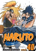 Naruto 40: The Ultimate Art (Paperback)