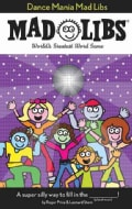 Dance Mania Mad Libs (Paperback)